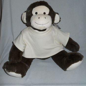 aap donker 45 cm +t-shirt